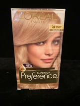 L'Oreal Excellence Creme - 9A Light Ash Blonde (Cooler) 1 Each (Pack of 3) - $29.69