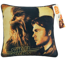 "Franco Solo: A Star Wars Story 15""x15"" Kessel Throw Pillow Yellow - $9.95"