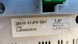 06 Suzuki Grand Vitara Air AC Heater Climate Control Panel 39510-67JP0-CAT image 6