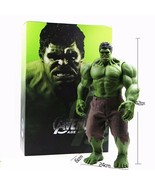 Hot 42cm 1/4 Incredible Hulk Hulk Buster Action Figure Collectible Model Toy - $61.27