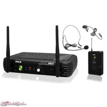 Pyle PDWM1904 Premier Series Professional Uhf Wireless Body-pack Transmi... - $149.00