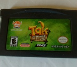 Tak and the Power of Juju Nintendo Game Boy Advance 2003 GBA GB SP Teste... - $16.14