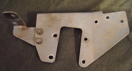 MTD White Outdoor 135H471F190 Pivot Bar Side Plate Left Hand 783-0255B-0637 - $9.74