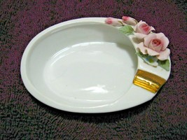Vintage Collectible Ornate JAPAN'S-LEFTON CHINA Ashtray-Diner-Bathroom D... - $12.95