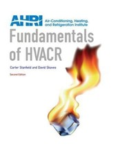 Fundamentals of HVACR (2nd Edition) - $87.79