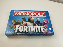 Monopoly Fortnite Special Edition - 27 New Characters - Hasbro Gaming - $19.00