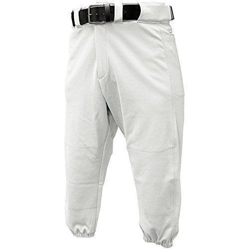 Franklin Sports Classic Fit Deluxe Youth Baseball Pants, Large, White - $19.23