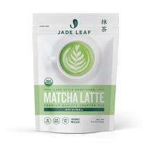 Jade Leaf Organic Matcha Latte Mix - Sweet Matcha Green Tea Powder (5.3 Ounce) image 1