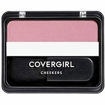 CoverGirl Cheekers Blush, True Plum 185, 0.12 Ounce - $8.36