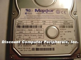 2.8GB 3.5in IDE 90288D2 40 pin Hard Drive Maxtor Tested Good Our Drives ... - $17.59