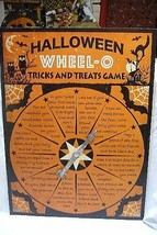 Bethany Lowe Halloween Tin Wheel Trick O' Treat  Game image 1