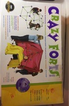 Brand New Crazy Forts,Purple, 69 pieces - $43.90