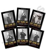 Jerry Poteet Martial Arts Jeet Kune Do Bruce Lee Jun Fan 6 DVD Training Set - $99.95