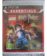 Lego Harry Potter Years 5-7 For Playstation 3 PS3 - $5.50