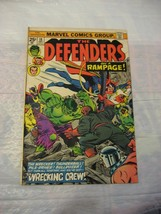 the defenders #18 fine to very fine condition 1974 - $7.99