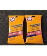 Royal Dirt Devil Type D Vacuum Bag Extra Featherlite (6 Pack) #3670148001 - $7.42