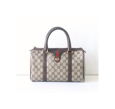 GUCCI Sherry Line GG Web Boston tote handbag - $420.00