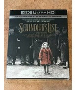 Schindler's List  (Canadian 4K UHD/Blu-ray with USA Compatible Discs) BR... - $24.97