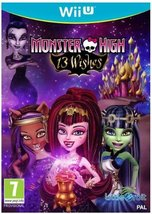 Monster High: 13 Wishes - Nintendo Wii U [video game] - $13.86