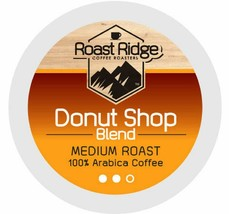 Roast Ridge Single Serve Coffee Pods Donut Shop 100 Ct. - $38.56