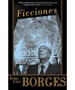 Ficciones [Paperback] Jorge Luis Borges and Anthony Kerrigan - $6.04