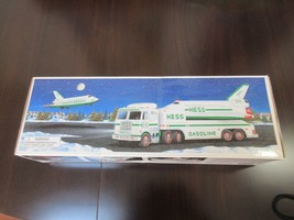 """HESS,  COLLECTABLE TOY , """"TRUCK AND SPACE SHUTTLE W/ SATELLITE"""" , 1999 ,... - $19.80"""