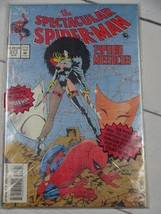 The Spectacular Spider-Man #213 Comic Book Marvel 1994 Bagged and Boarde... - $2.49