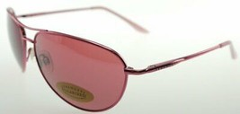 SERENGETI NAPOLI Aviator Pink / Sedona Polarized Sunglasses 7040 - $342.51
