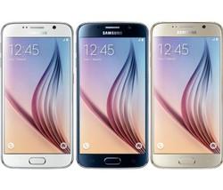 Samsung Galaxy S6 | 32GB 4G LTE (GSM UNLOCKED) Smartphone - SM-G920W8