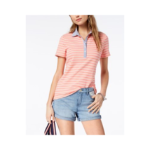 Tommy Hilfiger Womens Striped High-Low Tank Top Bloom Combo Size Large - $29.62