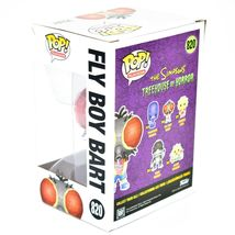 Funko Pop! The Simpsons Treehouse of Horror Fly Boy Bart #820 Vinyl Figure image 3
