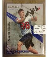 2010 Rookies and Stars Longevity Sapphire #197 Garrett Graham RC 40/50 :... - $8.50