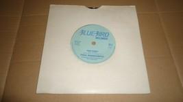 "PAUL HARDCASTLE rain forest 7"" vinyl record - $5.41"