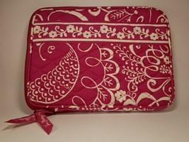 Vera Bradley E-Reader, iPad Mini, Kindle Case ~ Retired Twirly Birds Pink ~ - $7.99