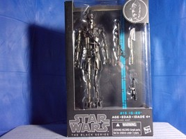 Star Wars Authentic IG-88 Mispaint, All Black - $120.00