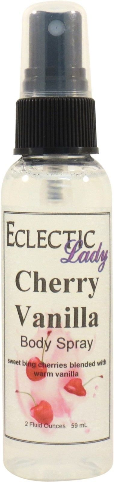 Cherry Vanilla Body Spray