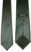 """Van Heusen Men's Designer Neck Tie Navy Blue Gold 56.5""""L - $11.99"""