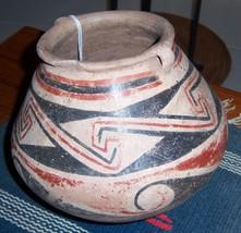 "Antique Casa Grand Polychrome Pot Jar Bowl Vessel Circa 1100/1200 AD 6""X... - $1,495.00"