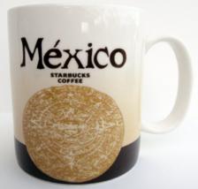 Starbucks MEXICO Icon Global Collector Series Coffee Tea Mug NEW IN BOX - $71.43