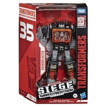 SOUNDBLASTER Transformers War for Cybertron Trilogy Action Figure Hasbro - $43.55