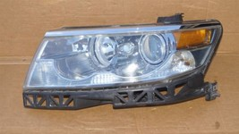 07-09 Lincoln Zephyr 06 MKZ HID Xenon Headlight Driver Left LH - POLISHED