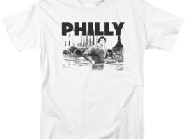 Rocky Movie Philly Retro 70's 80's Rocky Balboa Stallone graphic t-shirt MGM384 image 2