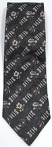 NEW Mens HUGO BOSS 100% Silk Navy Blue & Multi Color Floral Necktie Orig... - €12,68 EUR