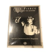 JACK PIERCE THE MAN BEHIND THE MONSTERS MAGAZINE UNCIRCULATED UNIVERSAL ... - $79.20