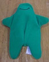 "GREEN FLUBBER 7"" Disney Bean Bag Stuffed Animal - $12.62"