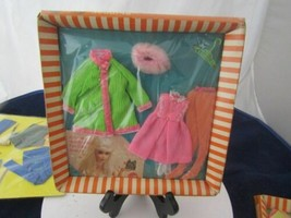 1970 MATTEL BARBIE-# 1747 SKIPPER PINK PRINCESS OUTFIT NEW IN PACKAGE !! - $168.25