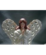 Lenox Angel of Adoration Votive 2001 Excellent - No Box - $10.99