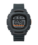 Timex DGTL BST.47 Boost Shock Watch - Grey/Orange - $67.93