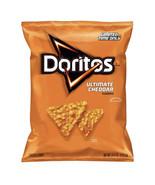 Doritos Ultimate Cheddar Flavored Tortilla Chips 9.75 oz Bag. Limited Edition - $12.99