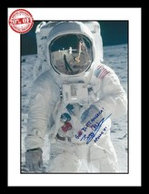 Ultra Cool - Apollo 11 - Buzz Aldrin - Authentic Hand Signed Autograph - $199.99